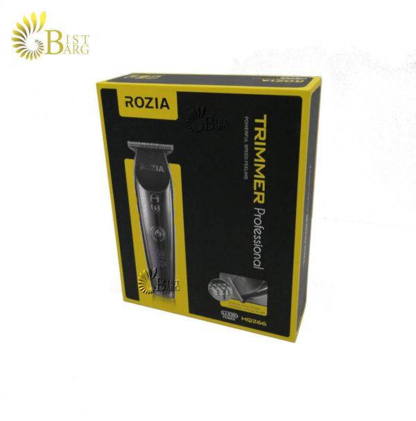 خط زن دیجیتالی روزیا مدل ROZIA TRIMMER HQ266