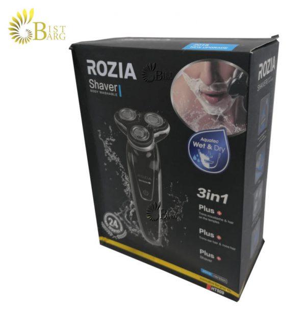 ریش تراش روزیا HT909 Rozia Shaver
