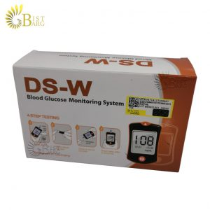 دستگاه تست قند خون DS-W Blood Glucose Monitoring System