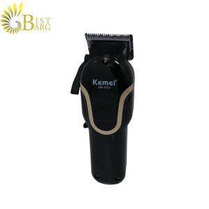 ماشین اصلاح موی سر کیمی مدل KEMEI KM-3701-1.