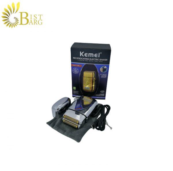 ماشین اصلاح صورت کیمی مدل KM-TX1-5.