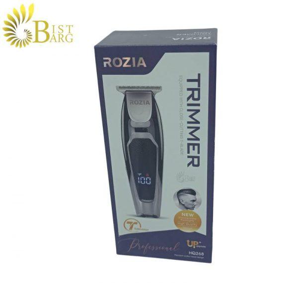 ماشین اصلاح موی سر و صورت روزیا مدل HQ268-4.