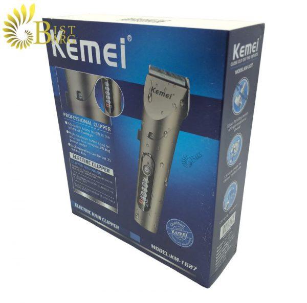 ماشین اصلاح کیمی مدل KEMEI KM-1627-4.